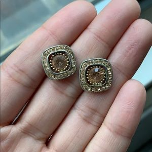 Super Cute Statement Stud Earrings